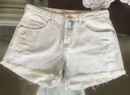Shorts Jeans Gata Bakana