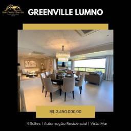 Lumno Greenville Apenas 1 apartamento por andar