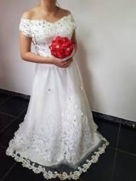 Noivinhas, vestidos em Promoção! Mês das noivas!