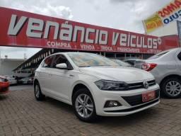 Novo Polo 2018 confortline Carro Extra Pouco Rodado Aceita Troca/Financia, unica dona