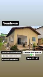 Casa de dois quartos , Vale do Itacaiúnas , Núcleo Cidade Nova