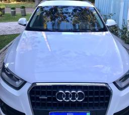 Audi Q3 2015 Branco Impecável