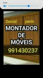 Marido de aluguel Deivid Perin serviços montador profissional