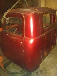 Chevrolet Brasil cabine