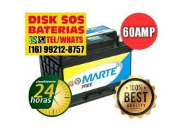BATERIA 60 AMP MARTE EXCLUSIVA