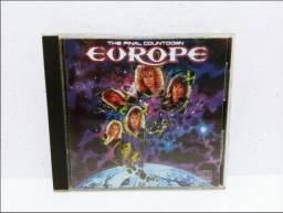 Cd Europe The Final Countoown 1986 Importado