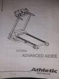 ESTEIRA ERGOMÉTRICA