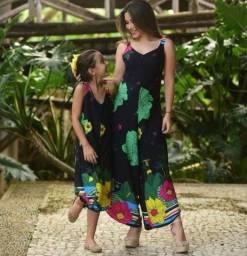 Macacão Mãe e filha.