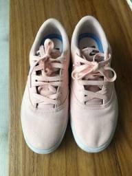 Tênis Nike SB check, NOVINHO, Rosa claro, ORIGINAL. N. 36