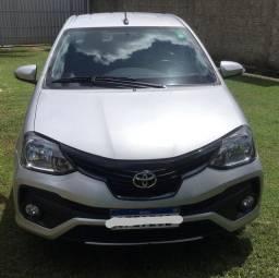 Toyota Etios xls muito novo!!!