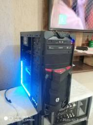 PC gamer i5 da 2° e R7350 de 2gb pego ps4