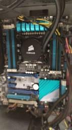 PC GAMER I7 4820K - TOP PRA SAIR HOJE