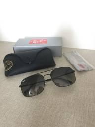 Óculos ray ban original novoo, usado 2x, sem marcas, ,com NF