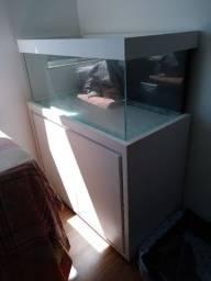Aquário Aquagardem 200 litros