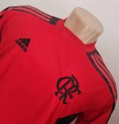 Camisa de Treino do Flamengo 2021 + Entrega Grátis