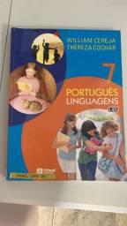 Livro de português linguagens 7 ano