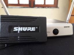 Transmissor sem fio Shure