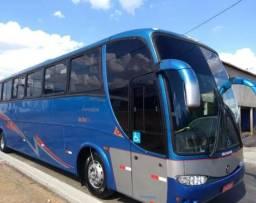 Ônibus marcopolo g6 execitivo 50 poltrona 2002/2003 - 2002