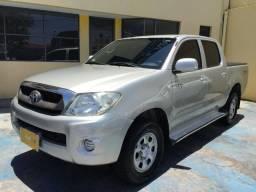 Toyota Hilux SR CD 2.5 4x4 Diesel - 2010