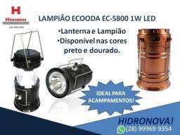 Lanterna e lampião