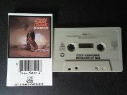 Ozzy osbourne <> fita cassete (usa) heavy metal