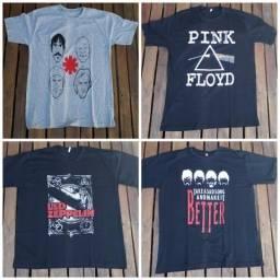 Camisetas Silk Screen Atacado (41 camisetas)