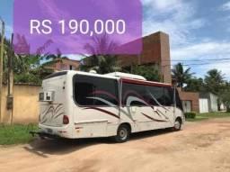 Motohome micro ônibus neobus 2016 - 2003