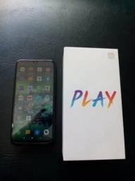 Xiaomi Mi Play 64gb 4 de ram por A20 com volta pra mim!!!