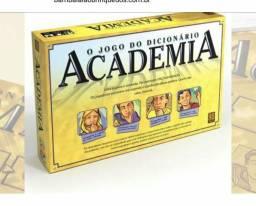 O Jogo do dicionário Academia