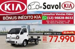 Kia Bongo okm 2019/2020 Concessionaria kia sjc - 2020