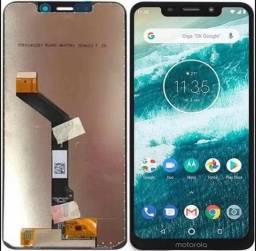 Motorola Display e Manutenção