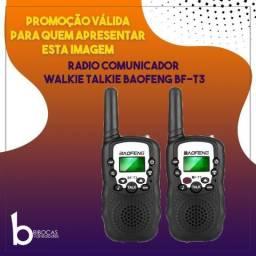 Radio Comunicador Walkie Talkie Baofeng Bf-t3