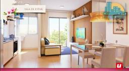 Condomínio Jardim das Cerejeiras - Apartamento de 48m² - 2 quartos (1 suíte) - 1 vaga