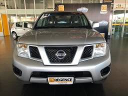 NISSAN FRONTIER 2.5 S 4X4 CD TURBO ELETRONIC DIESEL 4P MANUAL - 2014