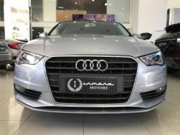 A3 2015/2016 2.0 TFSI SEDAN AMBITION 16V GASOLINA 4P S-TRONIC - 2016
