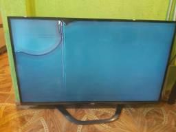 TV LG full HD 3d com trinco na tela