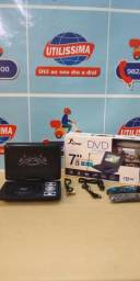Promoção 229,99 DVD Portatil 7 Pol KP-D115 (Entrega Gratis *