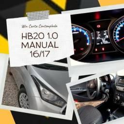 Hb20 1.0 Manual 16/17 Não Consultamos Score - 2017