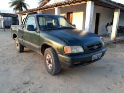 S10 97 carro ótimo pra trabalho - 1997
