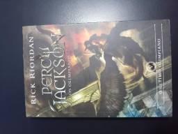 Percy Jackson - O ultimo olimpiano