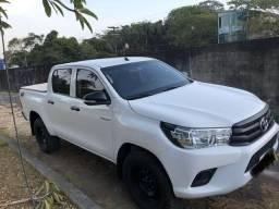 Toyota Hilux CD 4x4 diesel mec - 2017