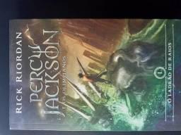 Percy Jackson - O ladrao de raios