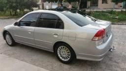 Honda Civic ex 2005 automático - 2005