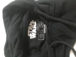 661063df1f Blusa de frio moletom Star Wars