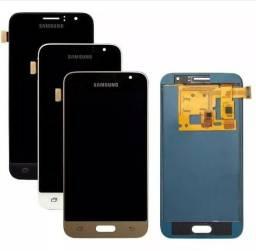 Display Tela LCD Touch Samsung J120 com Garantia