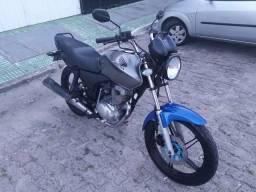 Vendo ou troco titã150cc 2008 - 2008