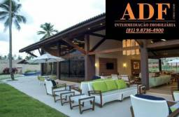 Título do anúncio: Bangalô Malawí Beach Houses 3suítes em Muro Alto Ligue 81. *