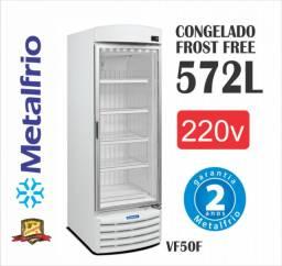 Freezer vertical armazenamento de congelados e sorvetes Favor ler o anuncio