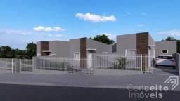 Casa de condomínio à venda com 2 dormitórios em Nova rússia, Ponta grossa cod:392777.002