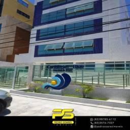 Apartamento com 2 dormitórios à venda, 51 m² por R$ 350.000 - Bessa - João Pessoa/PB